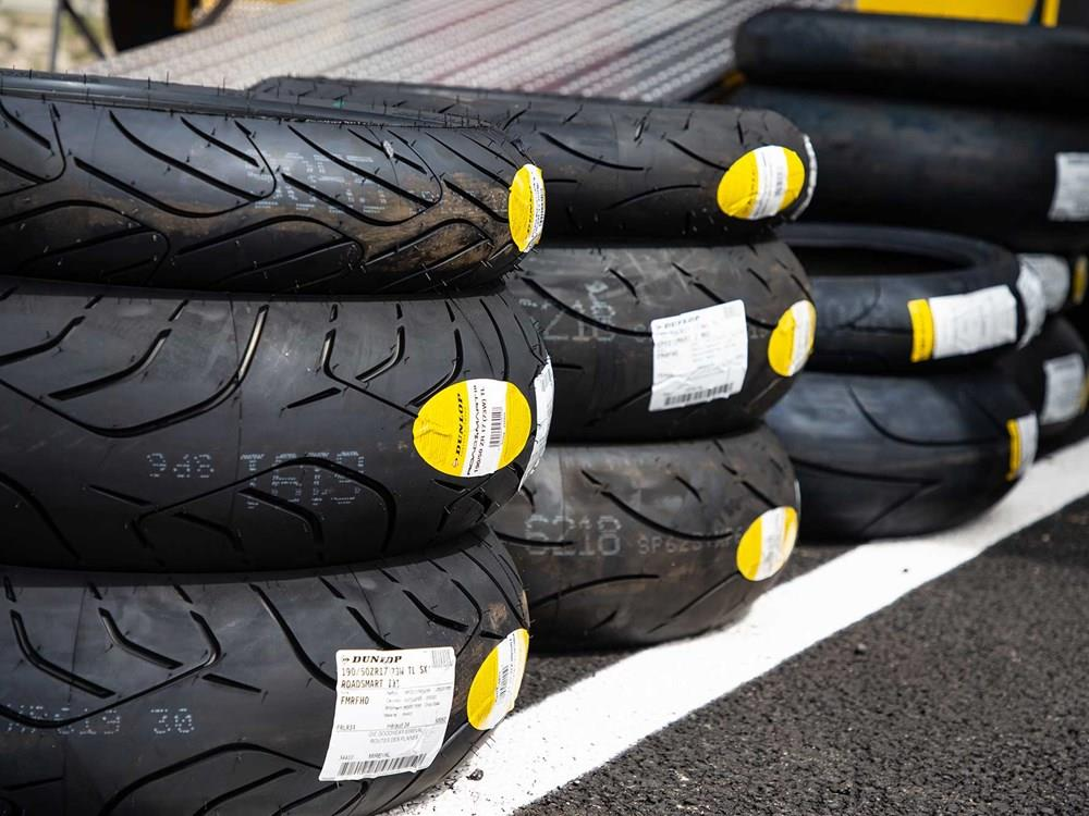 Motorbike tyre sizes explained