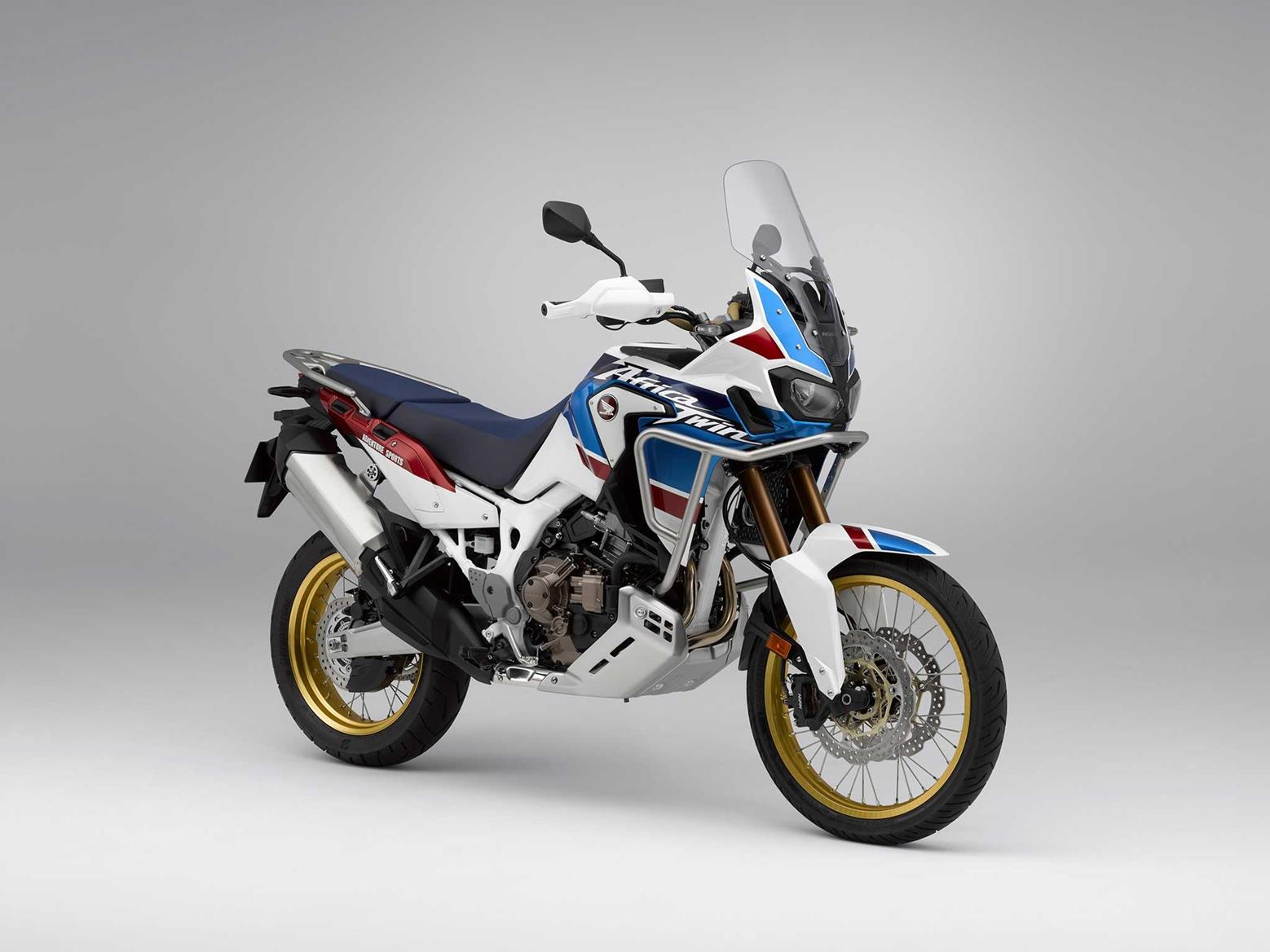 Honda's Africa Twin Adventure Sports has proved a strong seller