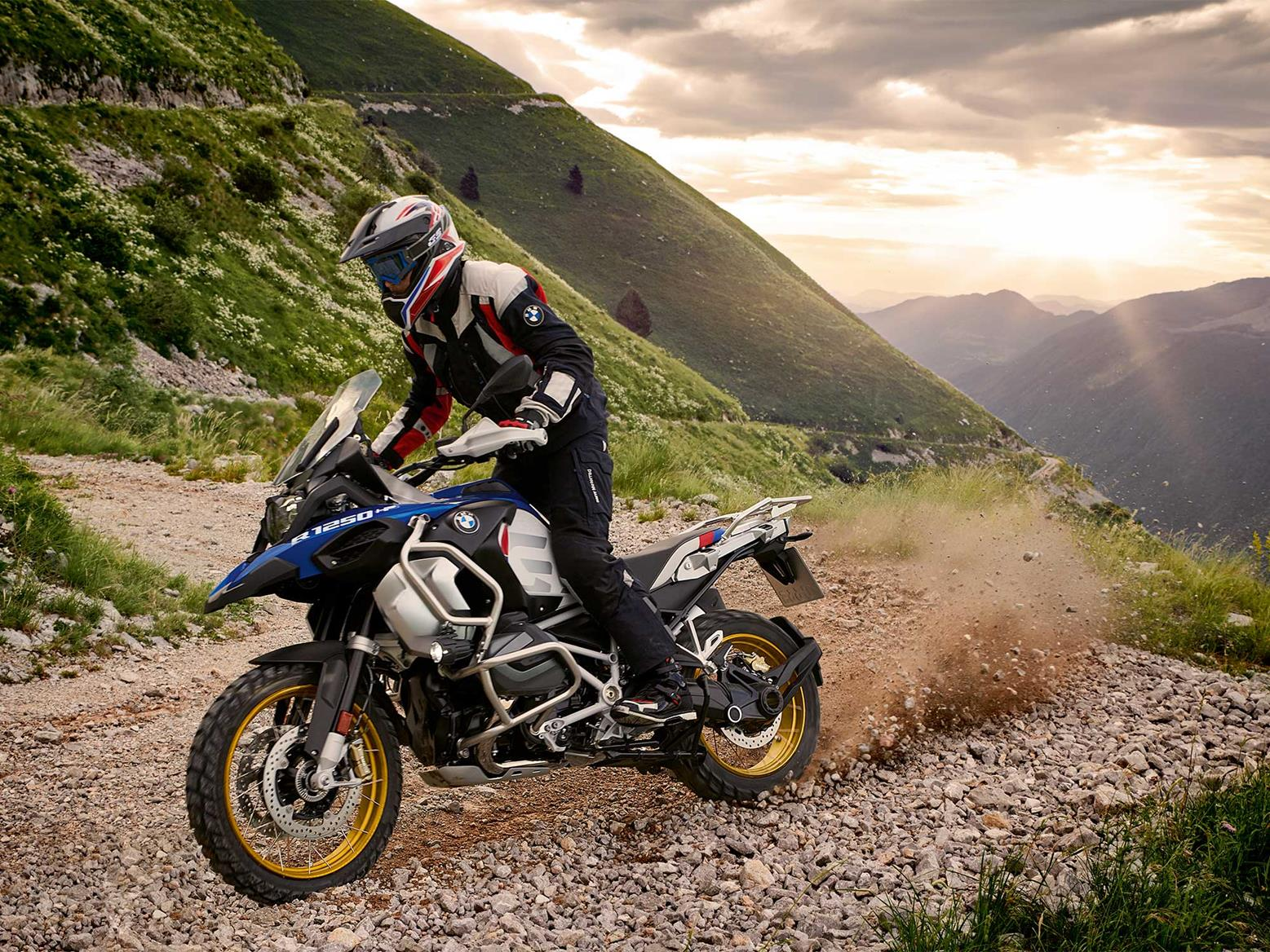 BMW's R1250GS is the latest and greatest version of the German's firm flagship adventure bike
