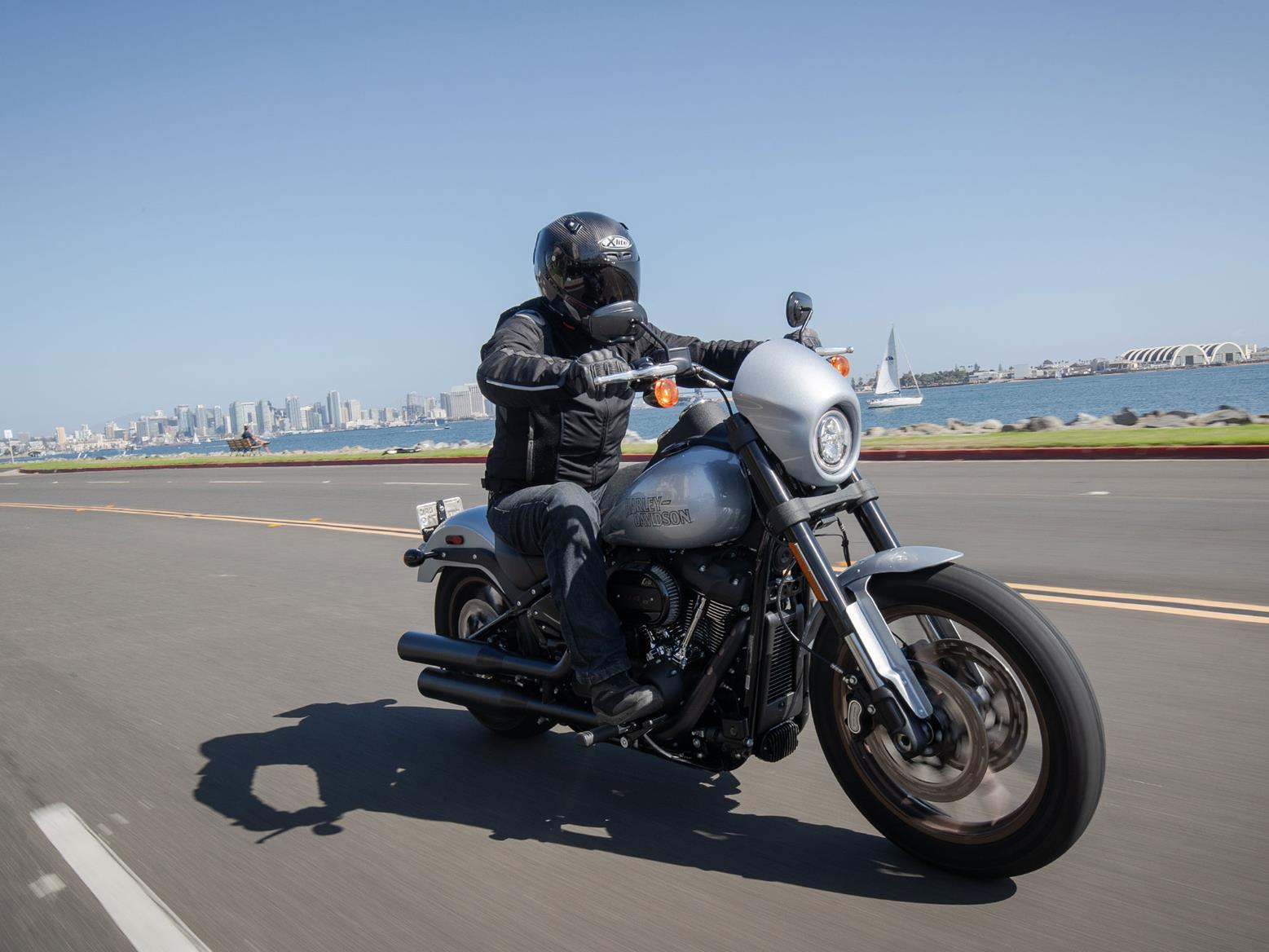 HARLEY-DAVIDSON LOW RIDER S (2020-on) Review