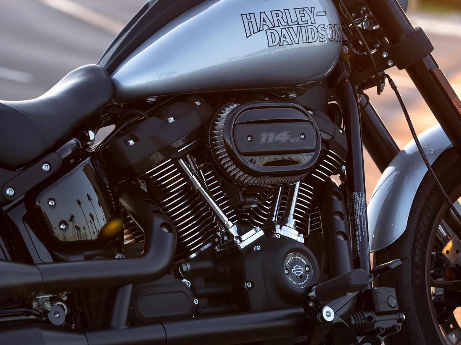Harley-Davidson Lowrider S engine