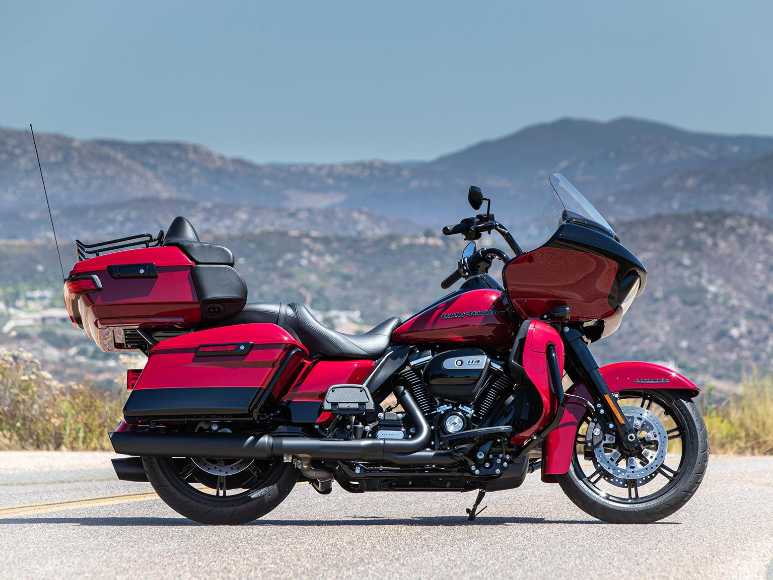 Harley-Davidson Road Glide Limited static