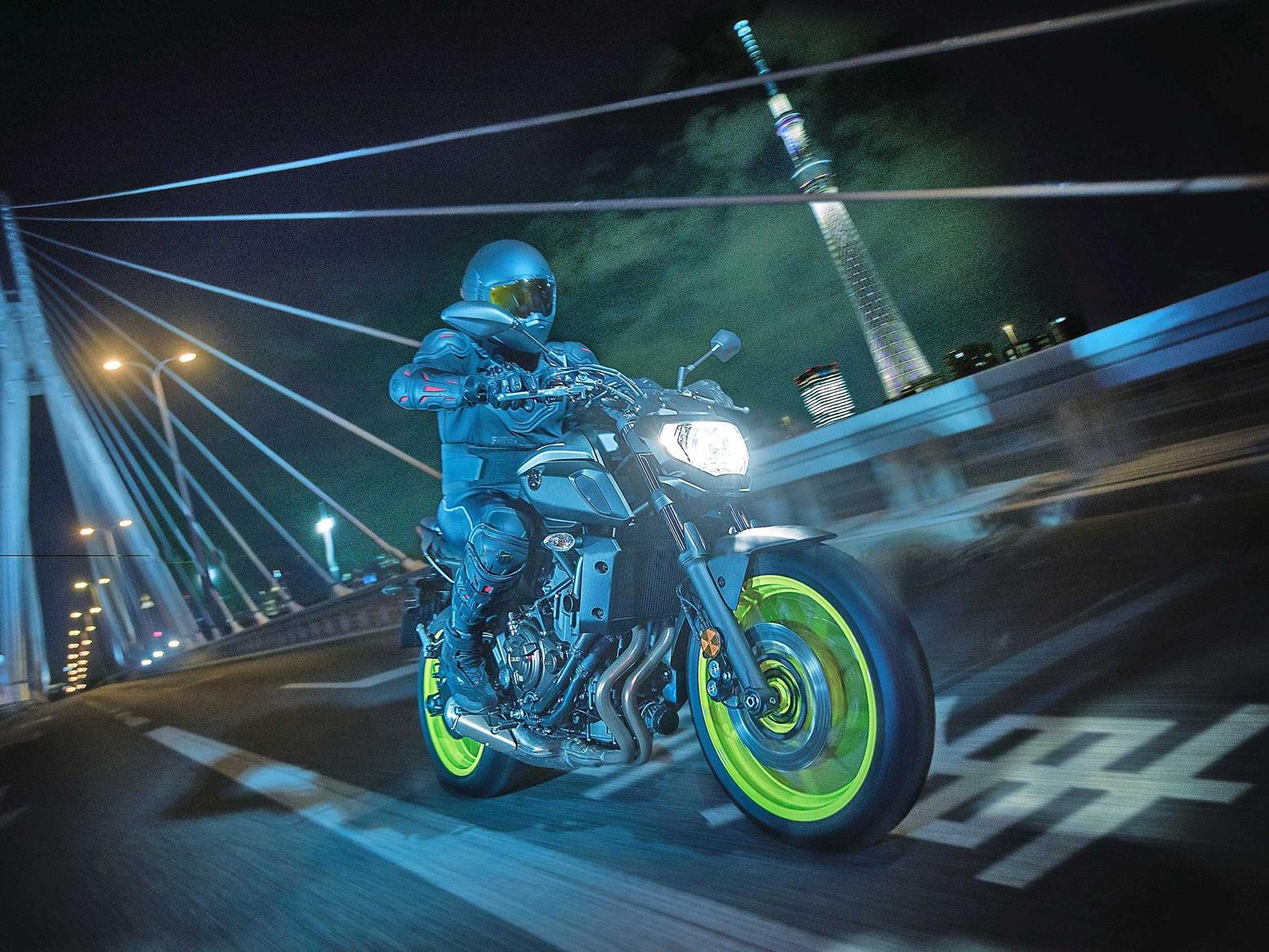 Yamaha set a whole new standard for affordable, but fun bikes with the MT-07