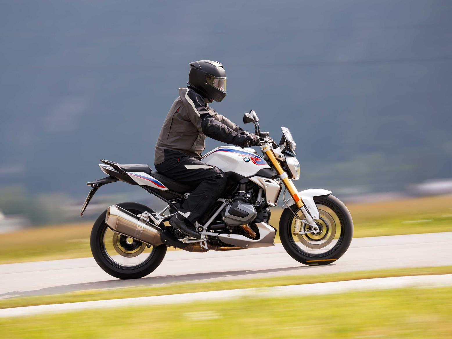 The BMW R1250R has always been ender-rated, but it is a very capable motorcycle