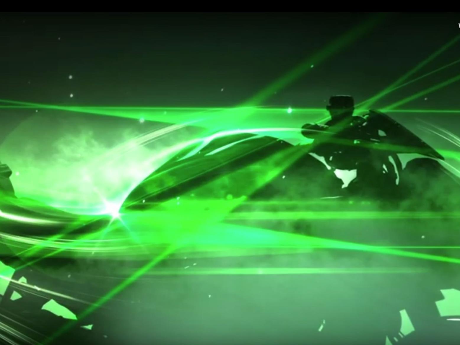 Kawasaki Z H2 silhouette