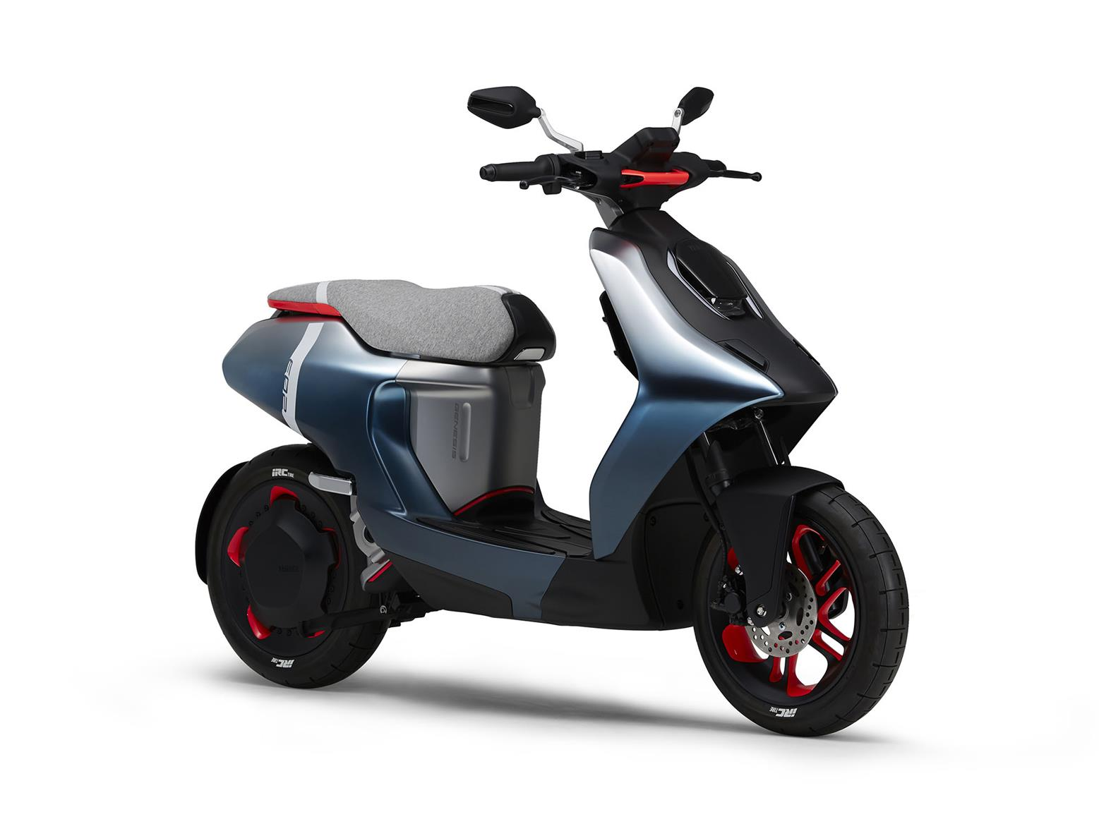 Yamaha E02 electric scooter concept
