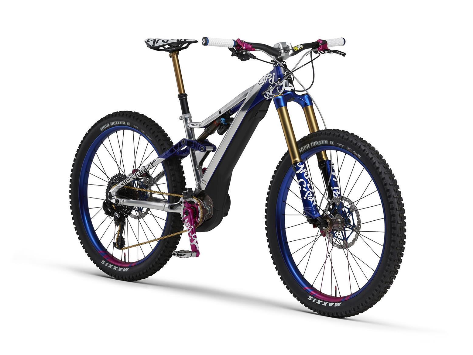 Yamaha YPJ-YZ electric mountain bike
