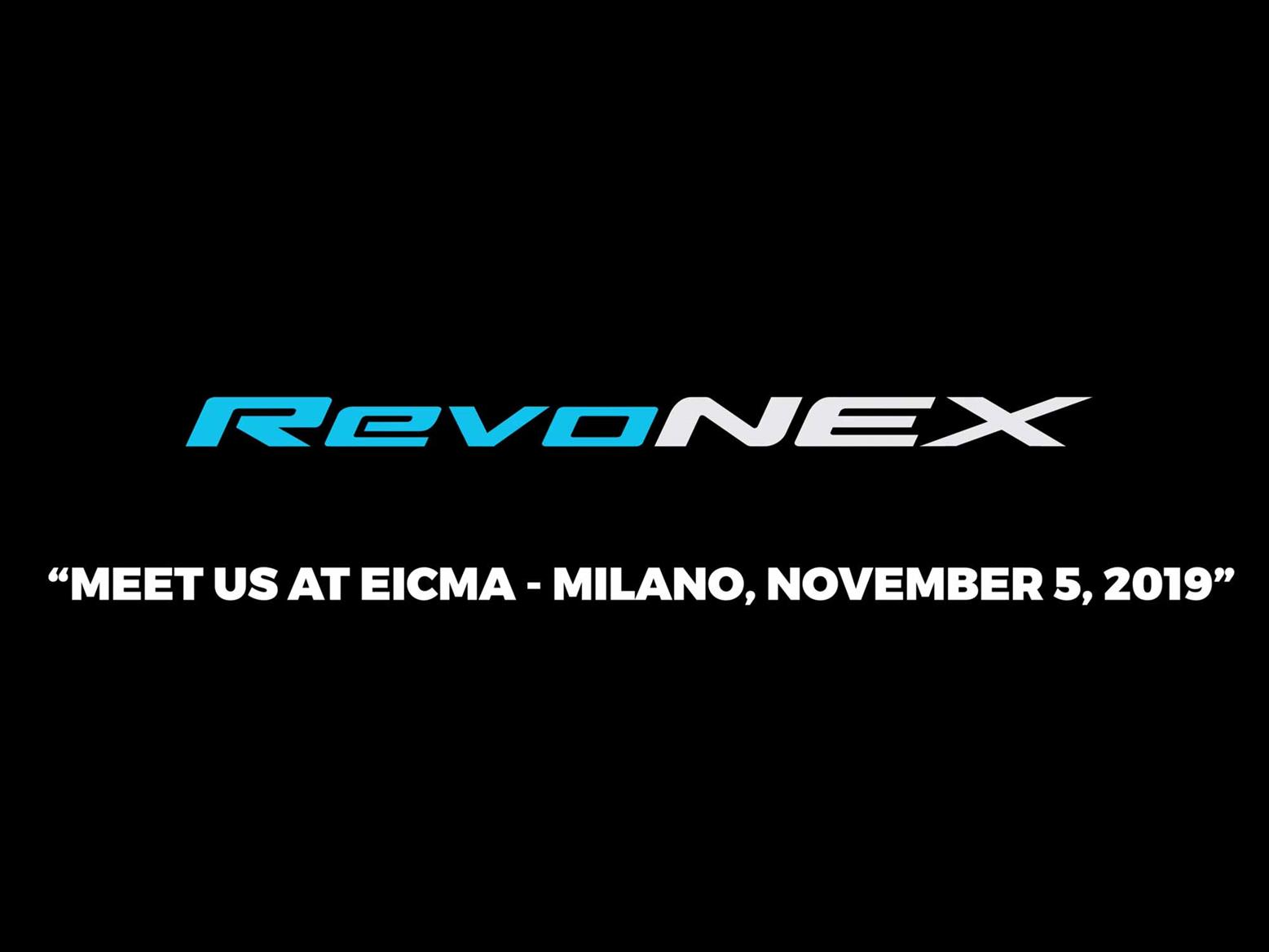 Kymco teased the RevoNEX ahead of Eicma 2019