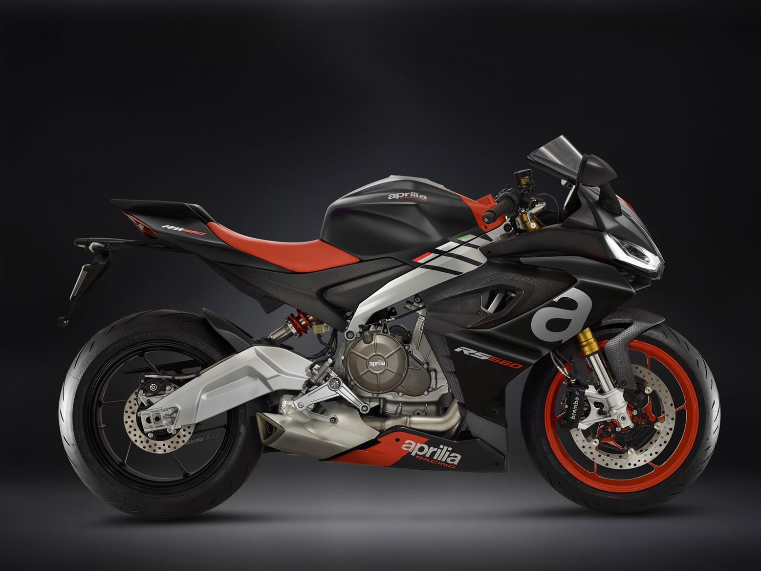 موتورسیکلت Aprilia RS660