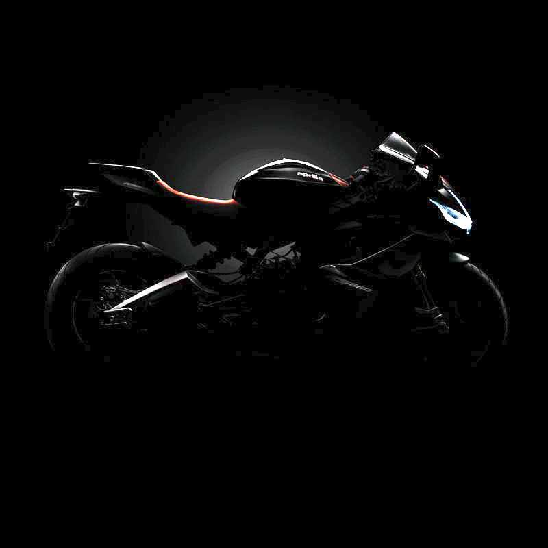 Tweaking the exposure reveals more information about the new bike