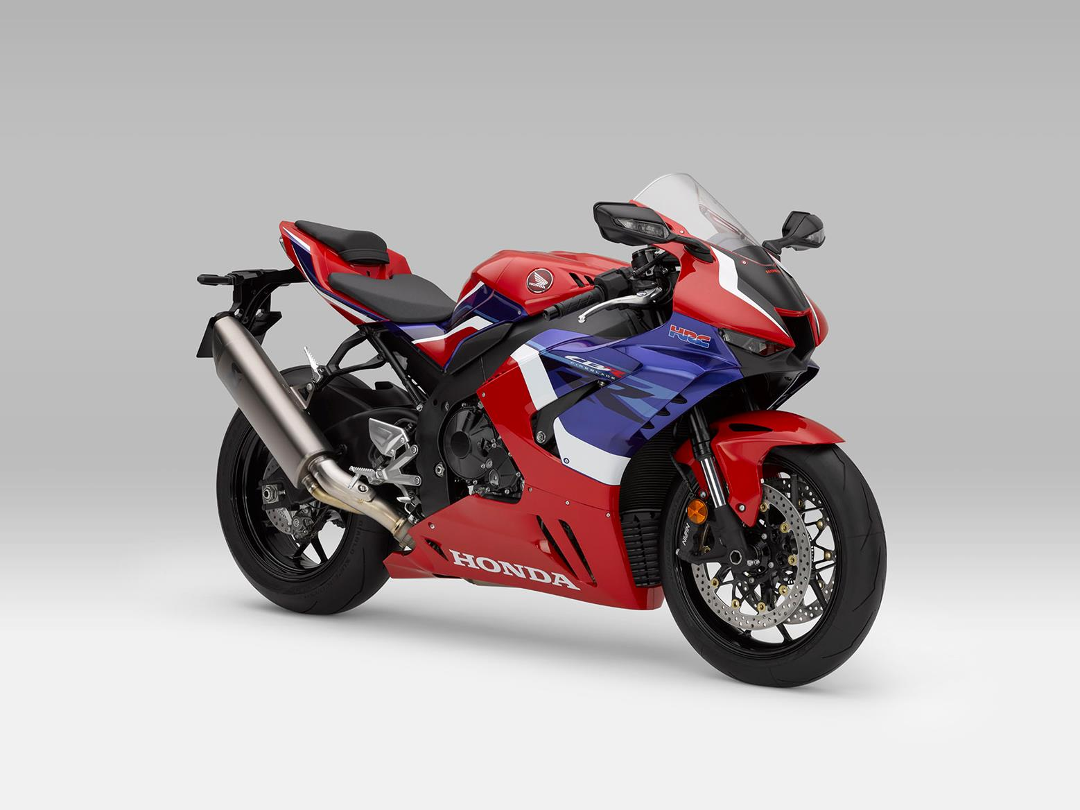 Honda CBR1000RR-R Fireblade front right red
