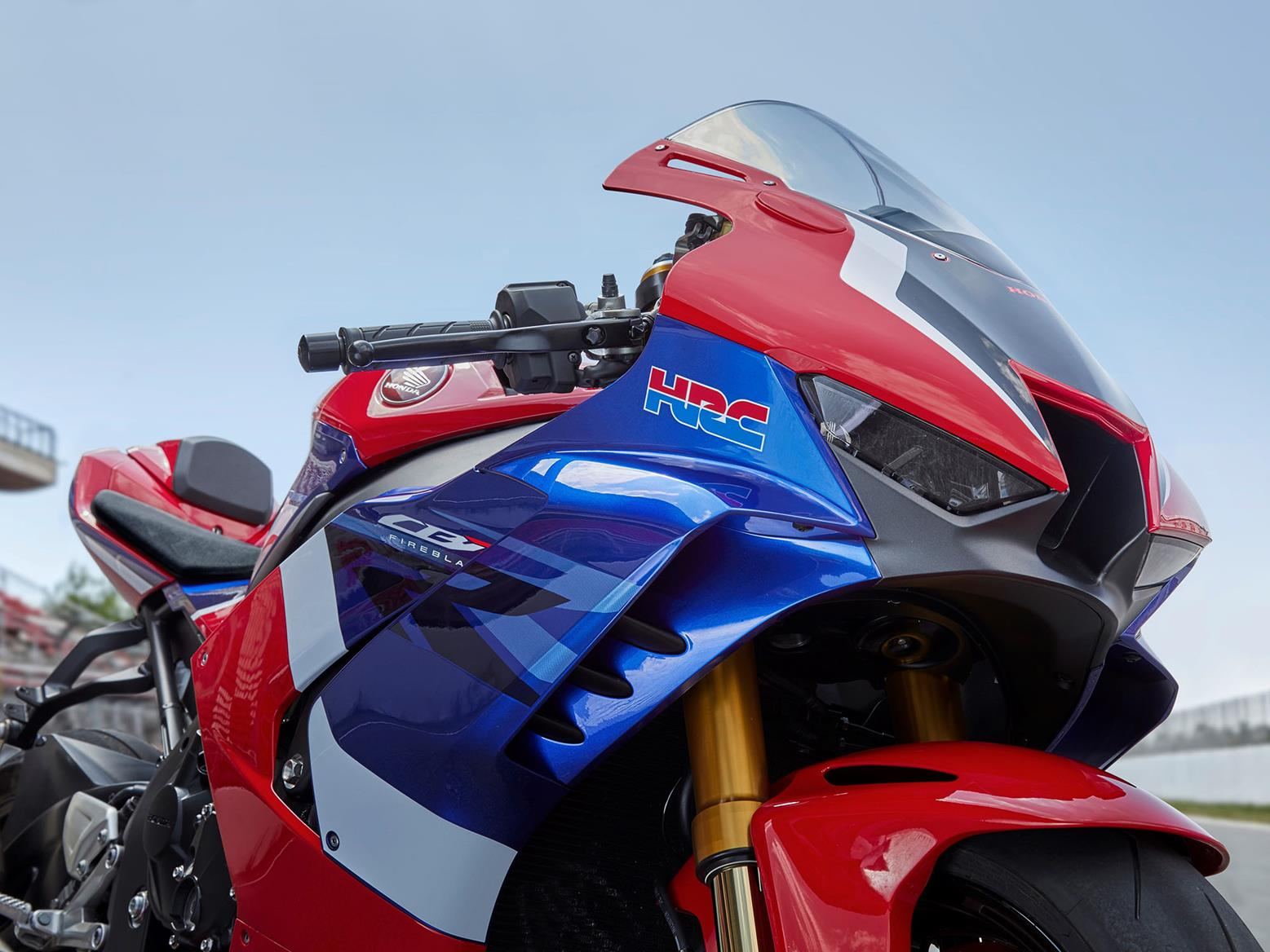 Honda CBR1000RR-R Fireblade SP wings