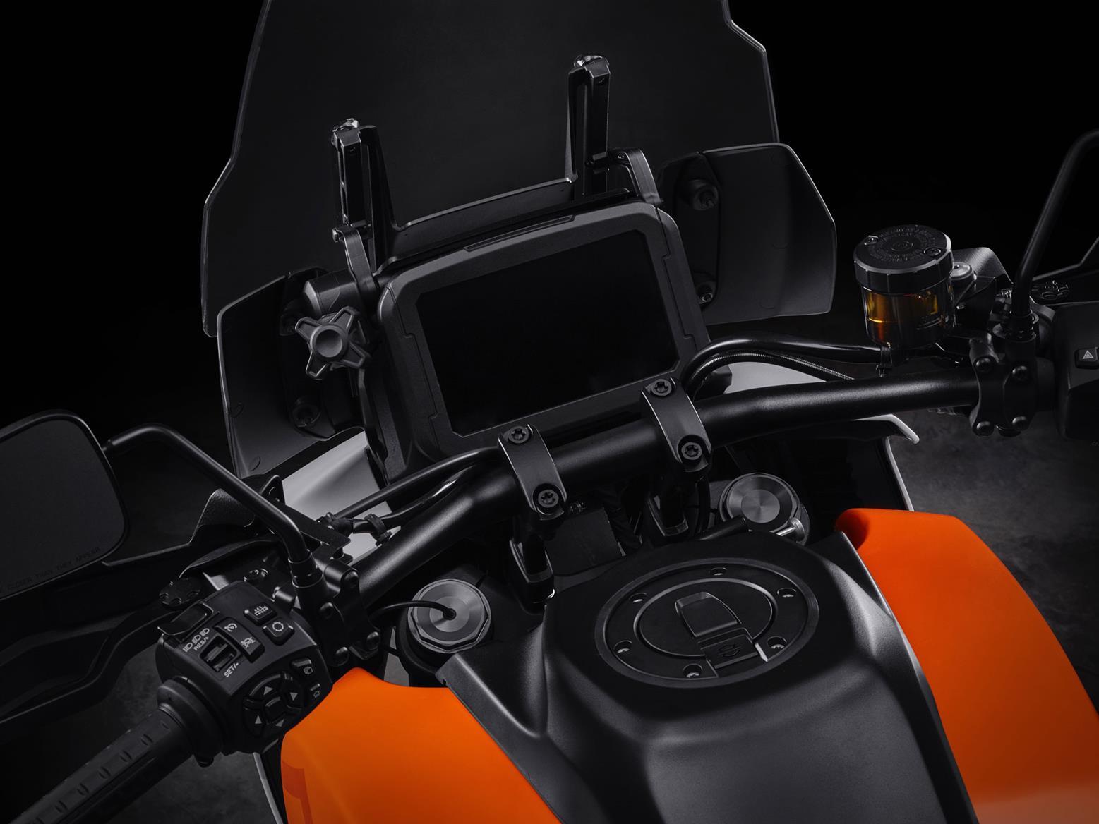 Harley-Davidson Pan America TFT screen