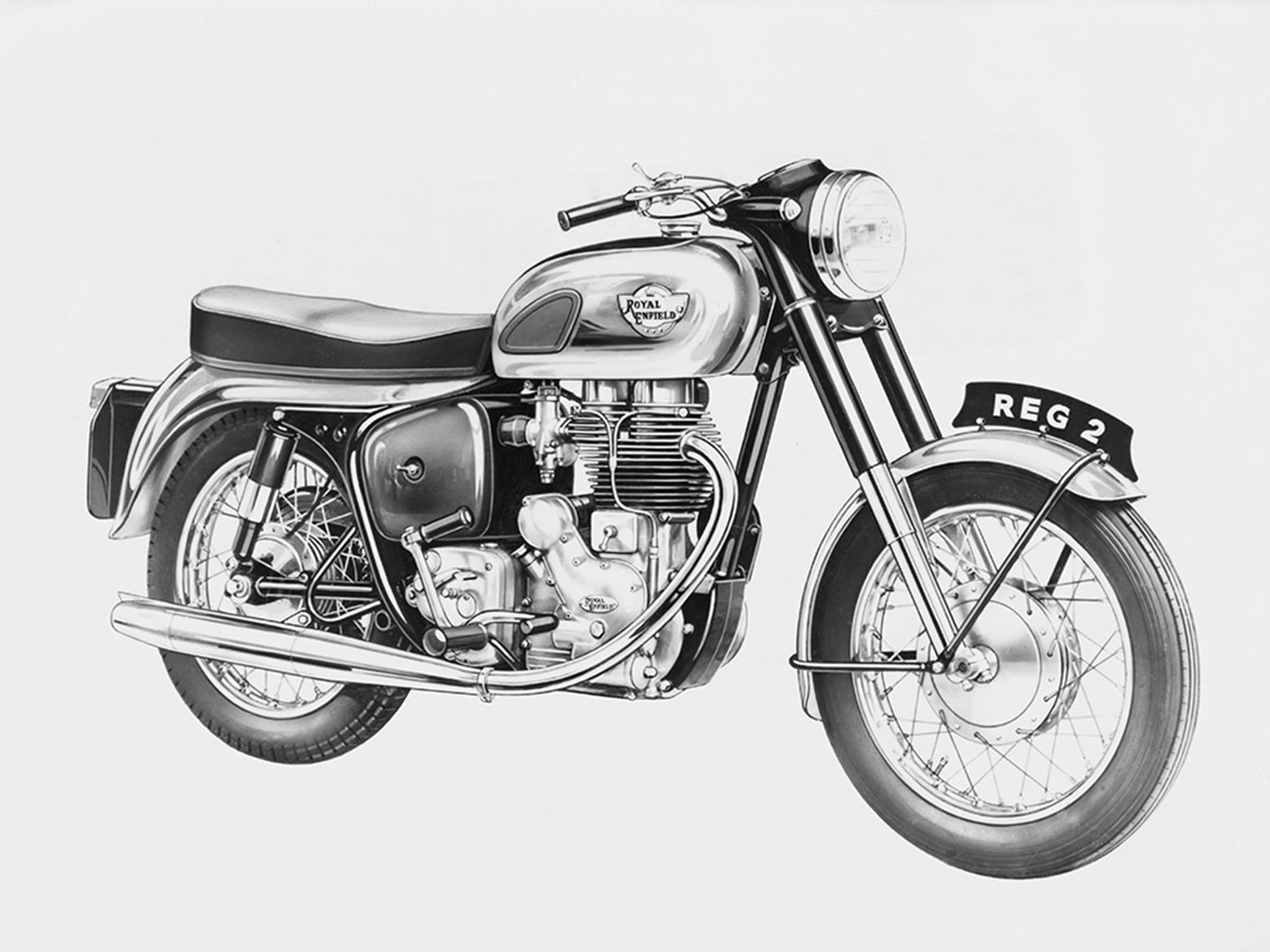 1932 Royal Enfield Bullet 350
