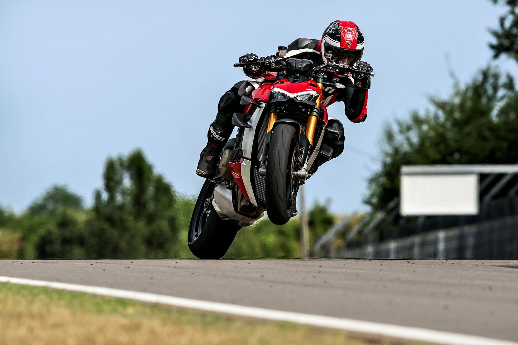 The 2020 Ducati Streetfighter V4
