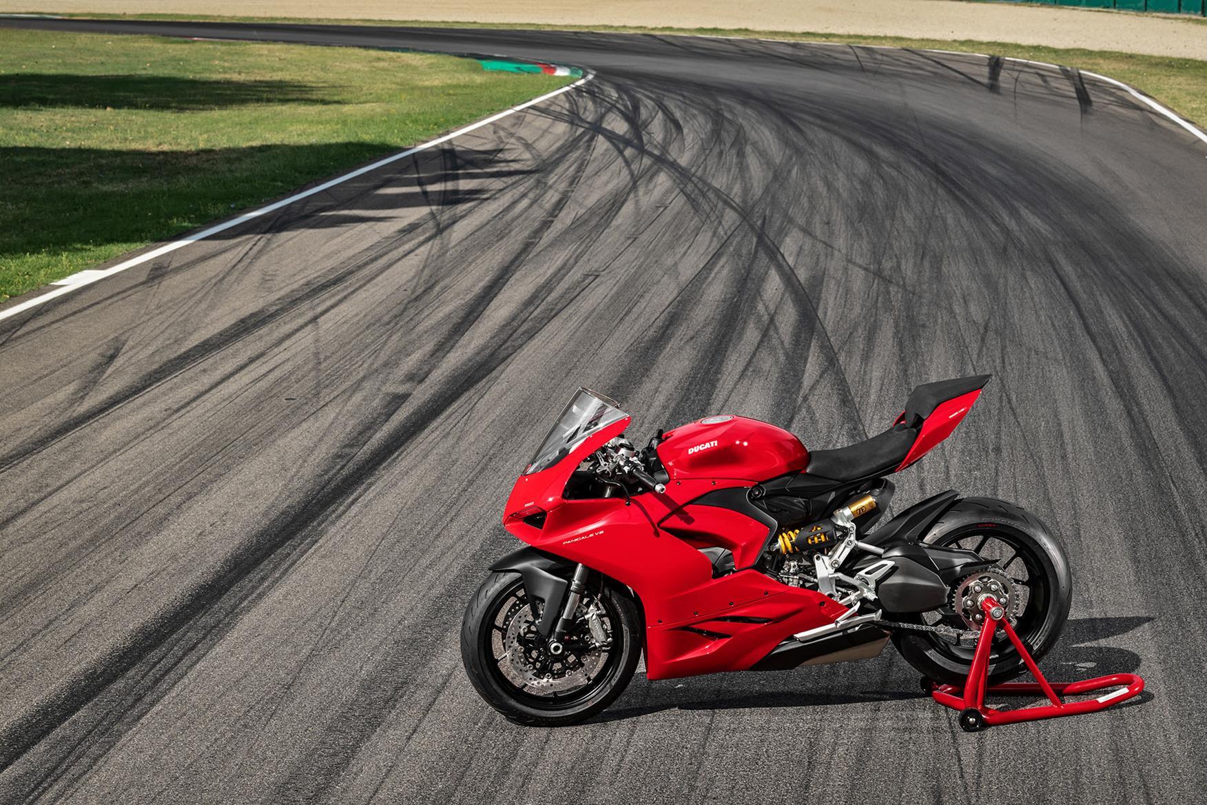 Ducati's Panigale V2