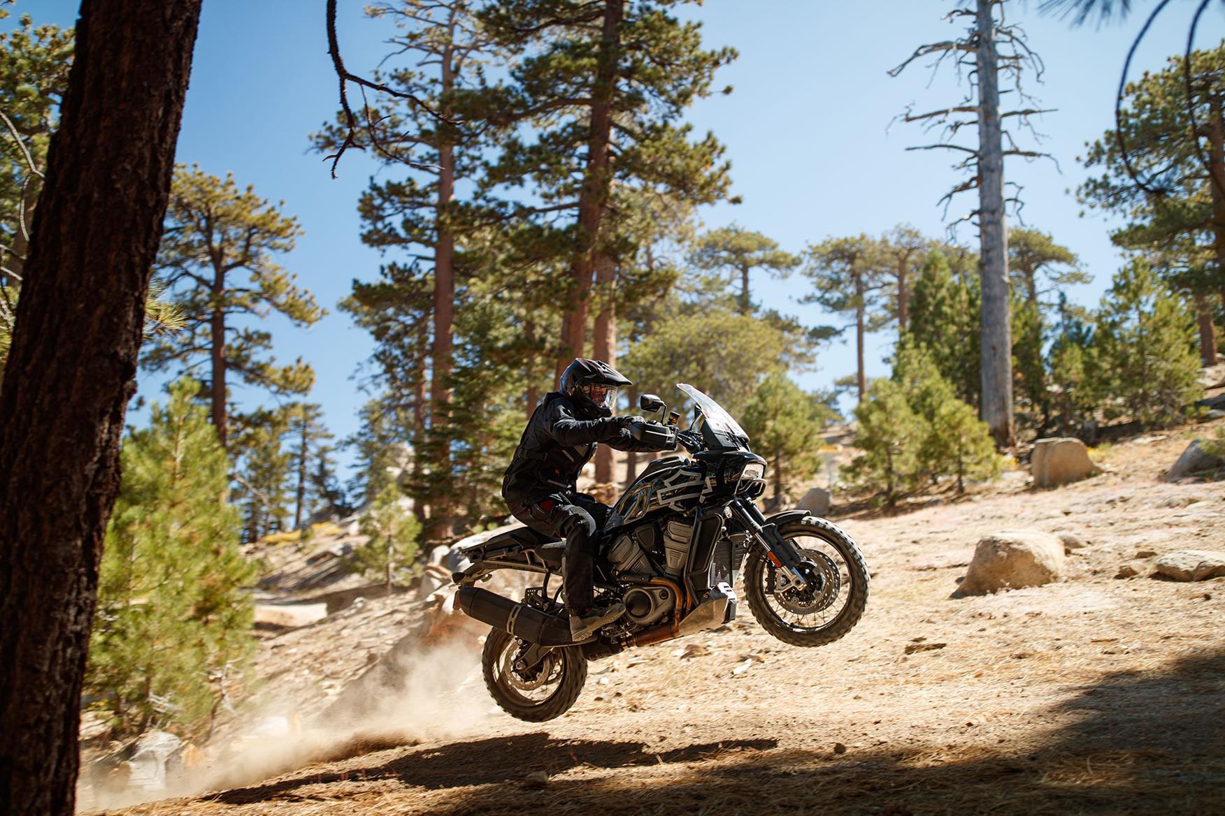 The Harley-Davidson Pan America