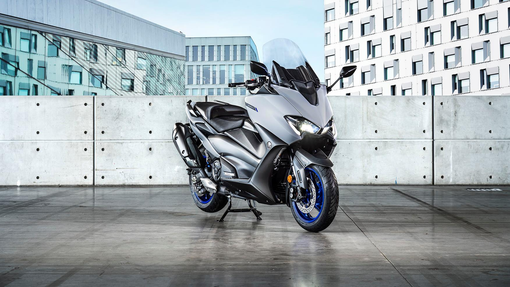 The 2020 Yamaha TMAX 560