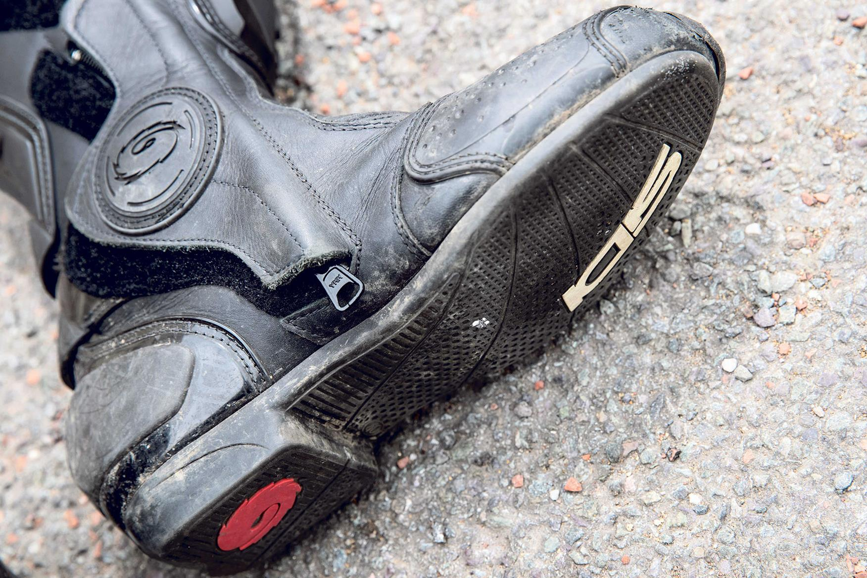 The Sidi B2 Gore-Tex boots
