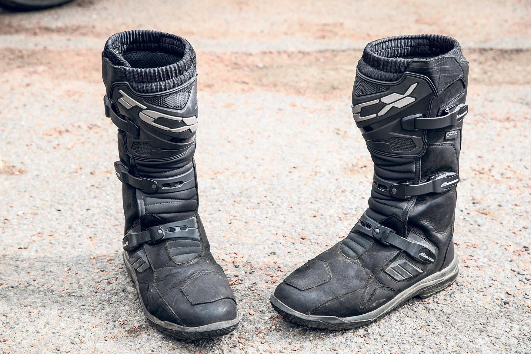 TCX Baja GTX boots