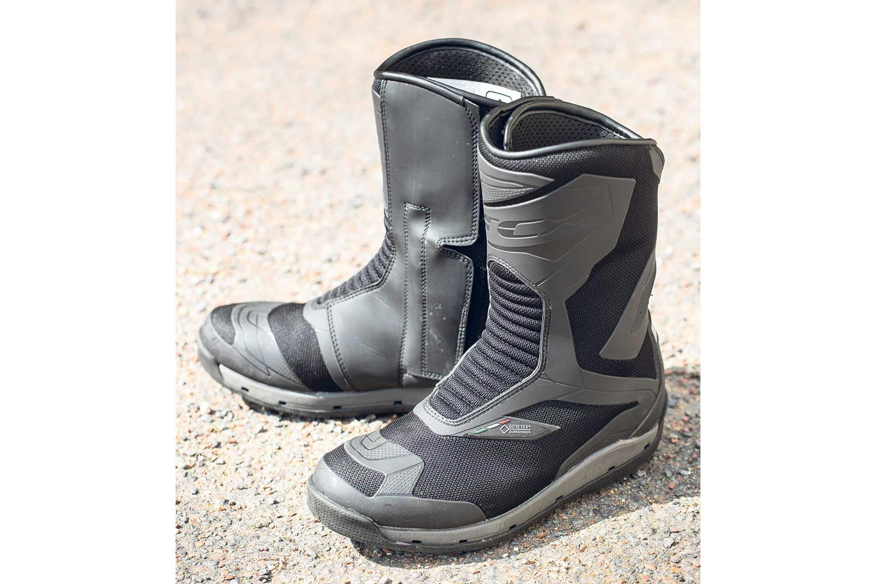 TCX Clima Surround motorcycle boots