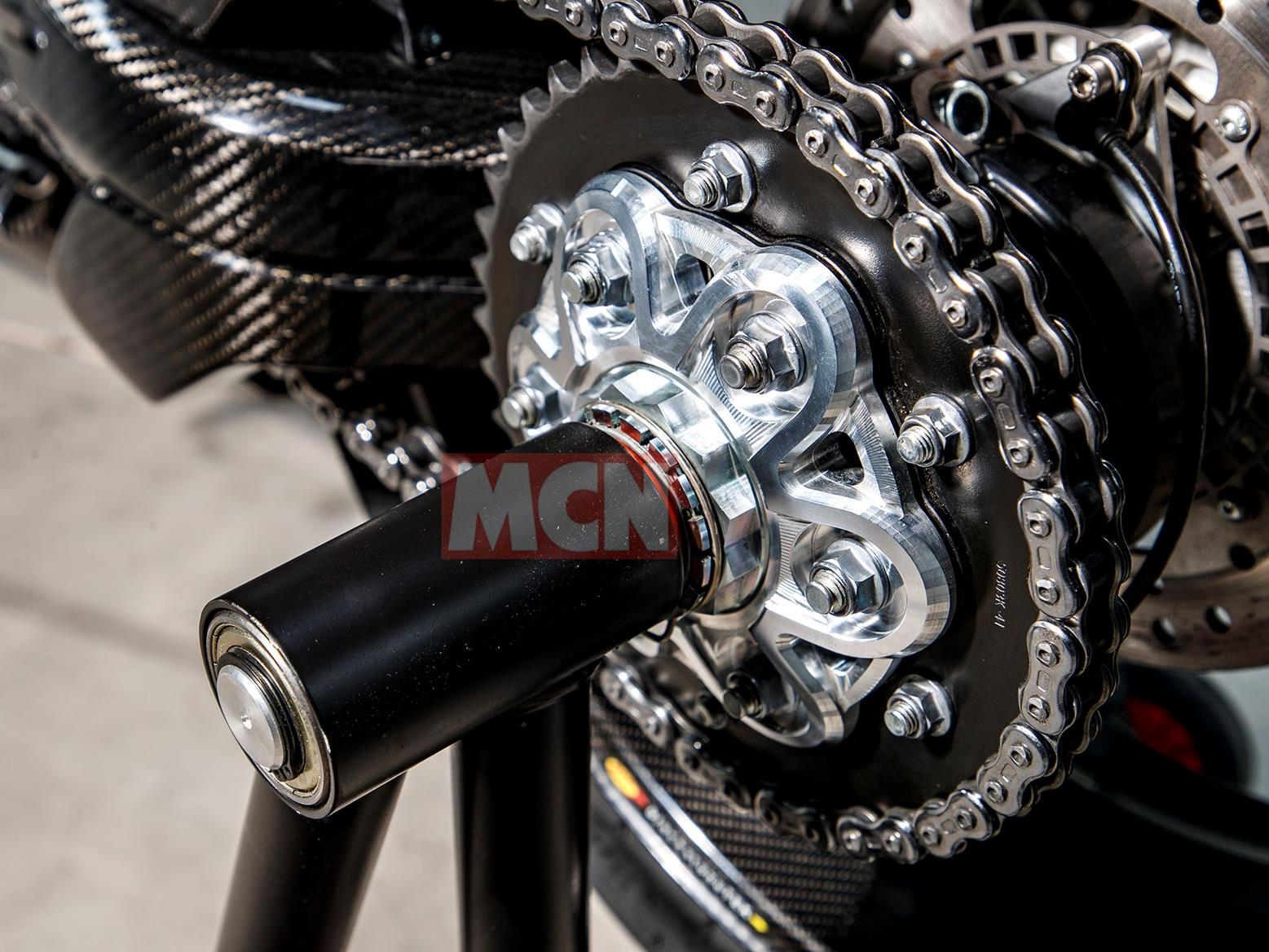 Norton Superlight SS swingarm