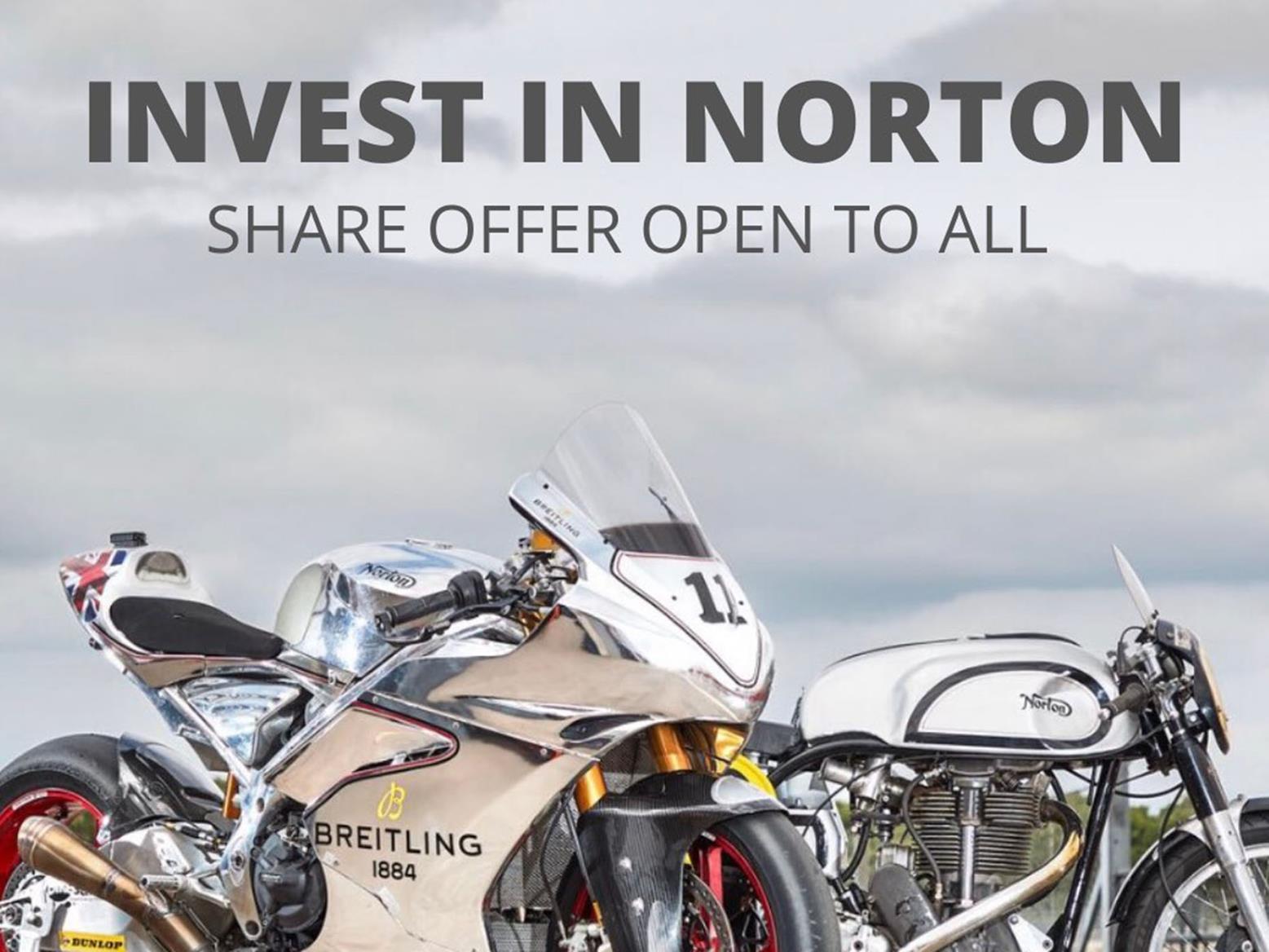 Norton investment campaign