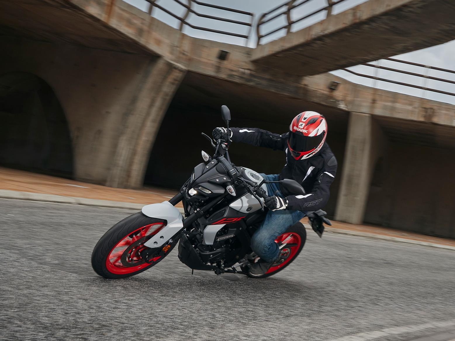 Dan Sutherland gets the best from the 2020 Yamaha MT-125