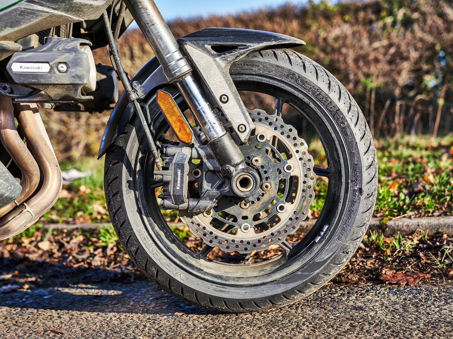 Vredestein Centauro ST tyre front