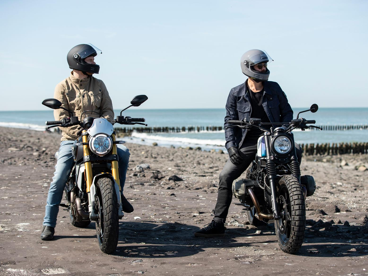The Shoei Glamster can be won in our competition