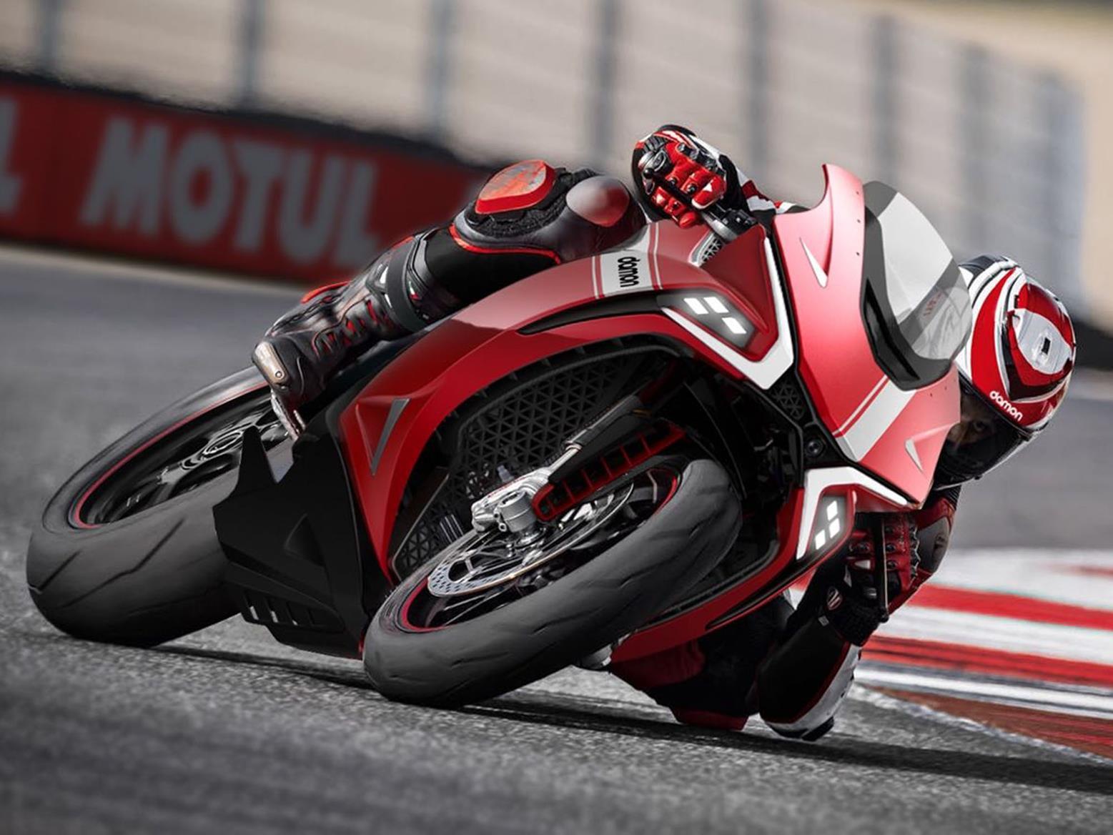 Damon Hypersport Pro electric bike