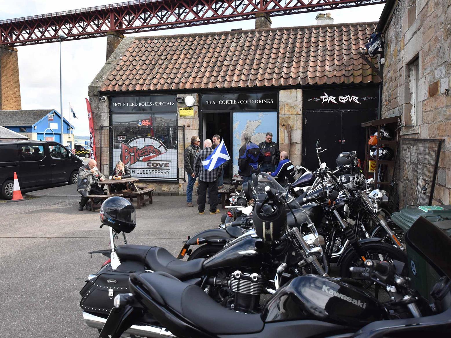 Bikers Cove Café