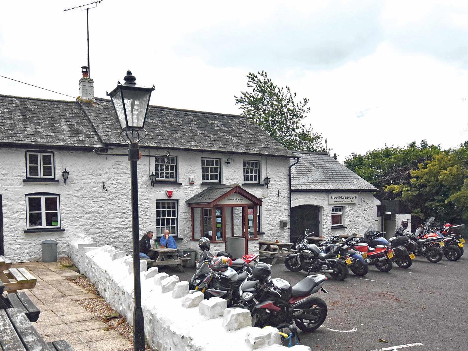 The Steel Horse Café