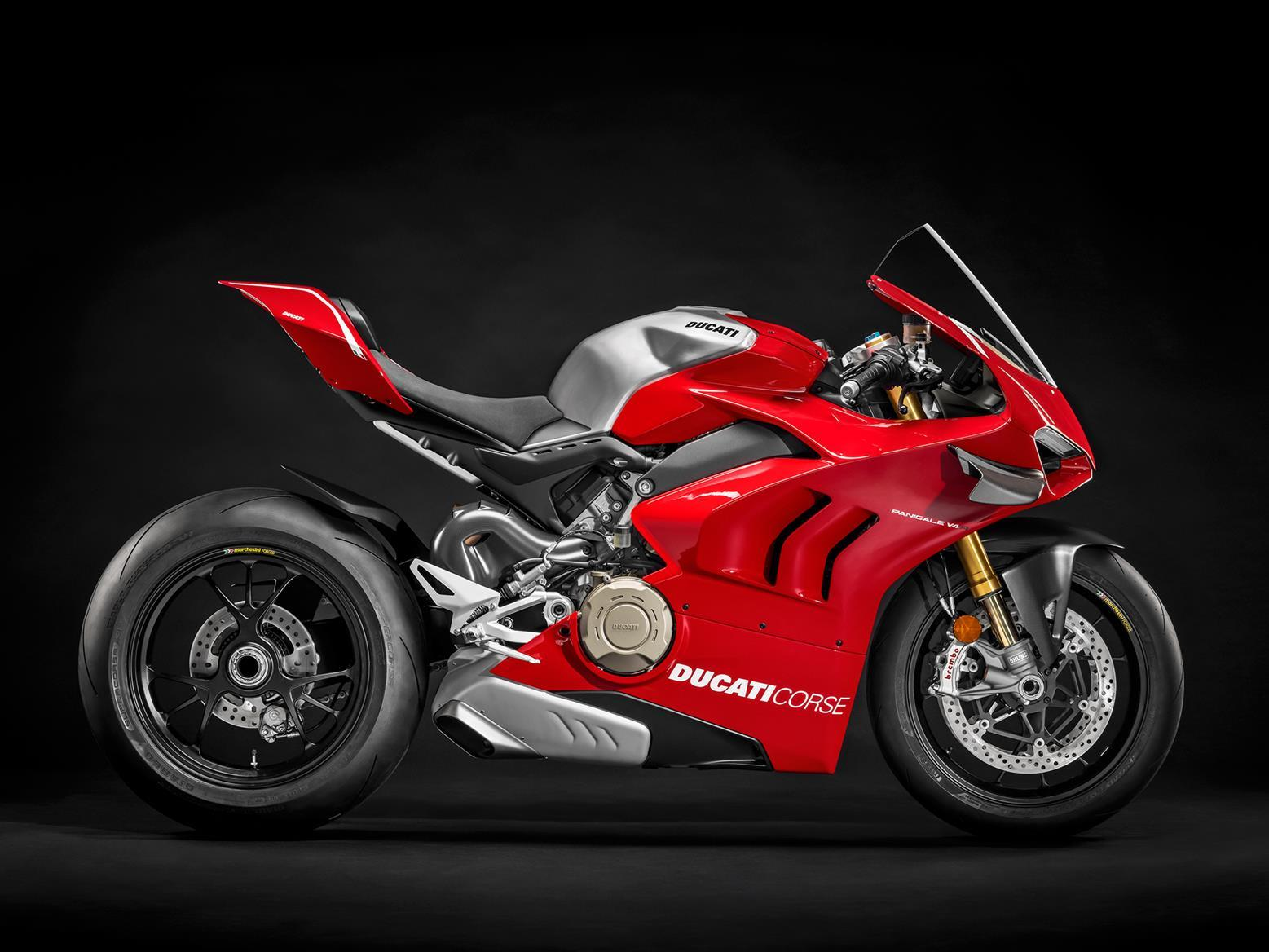 Ducati Panigale V4 R standard bike