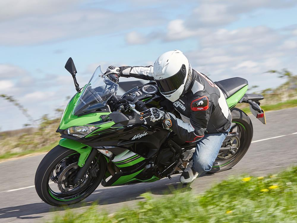 Kawasaki Ninja 650 long-term test image five