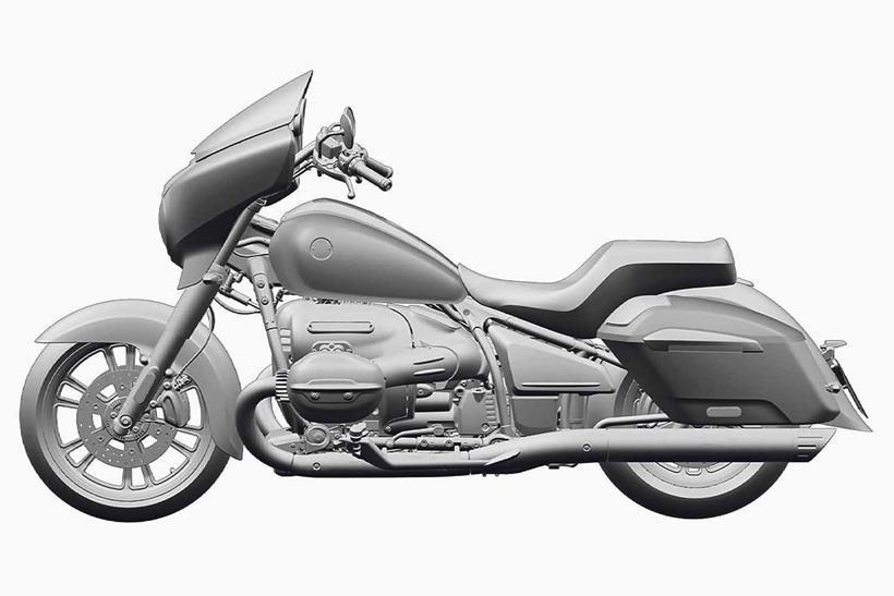 Infotainment and stereo as BMW target Harley Davidson-D