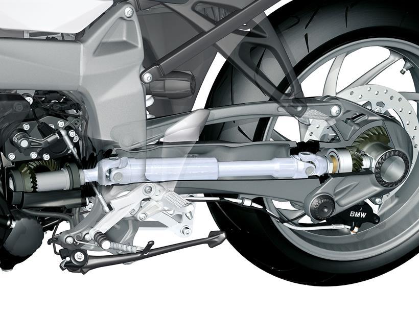 BMW R18 shaftdrive render