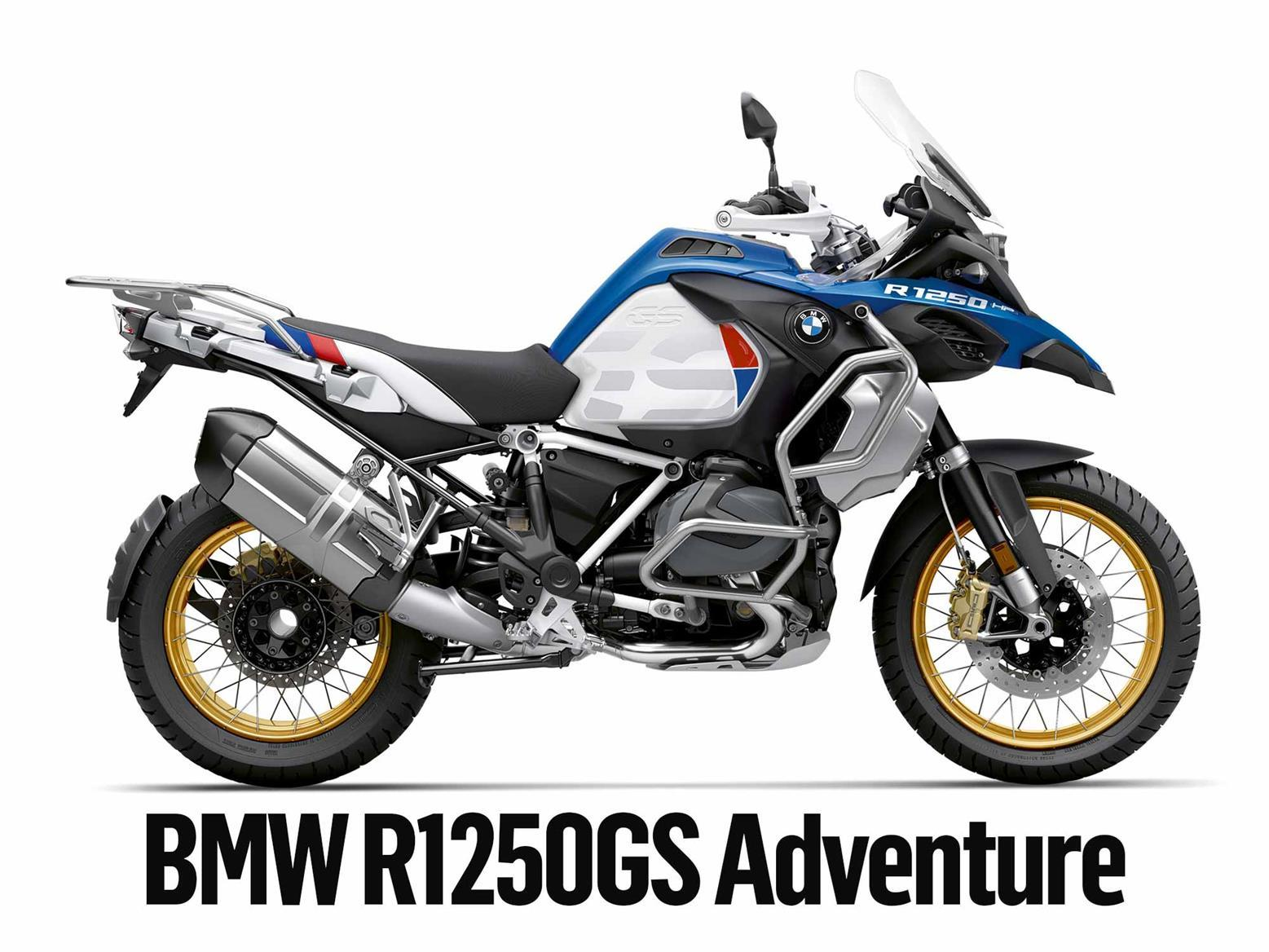 Read MCN's detailed BMW R1250GS Adventure long-term test here