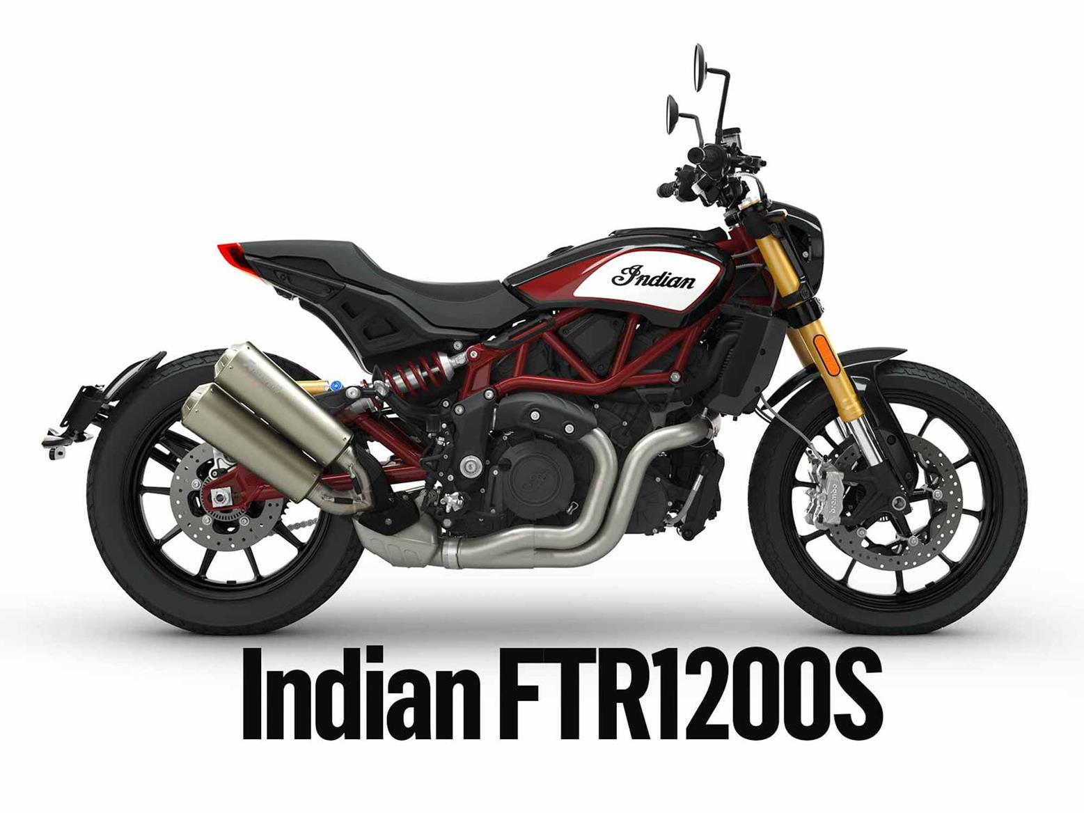Read MCN's detailed Indian FTR1200 S long-term test review here