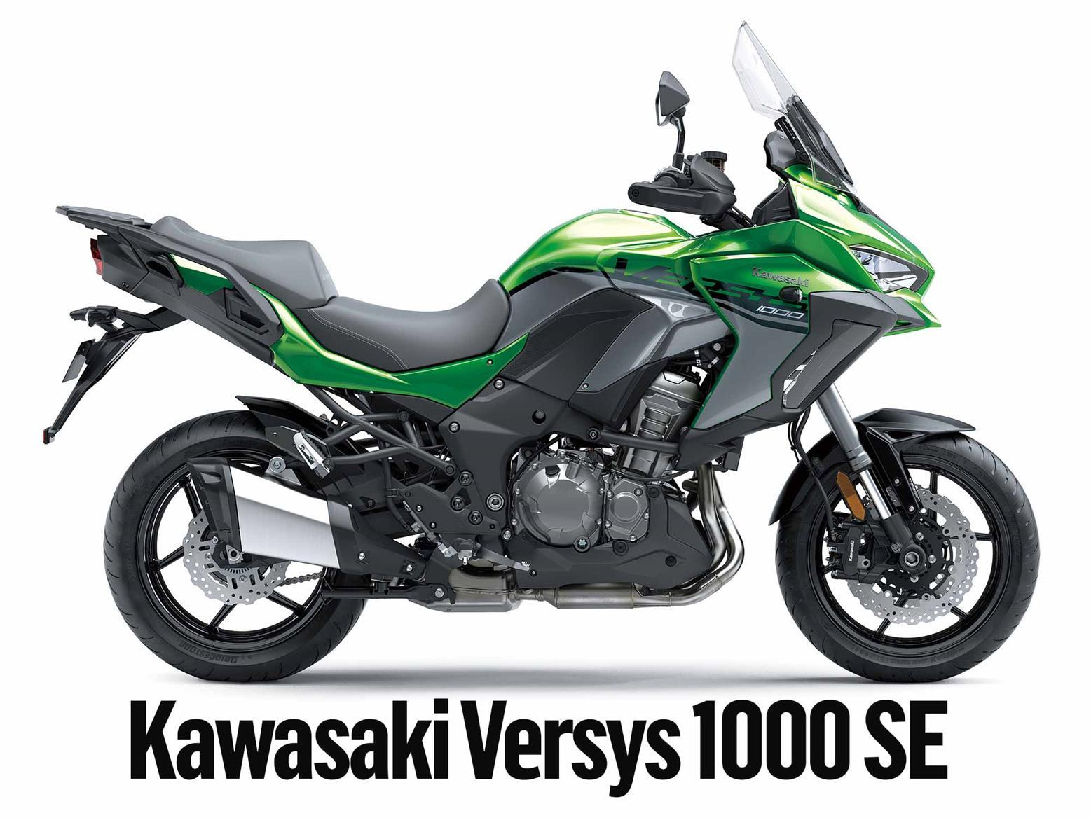 Read MCN's detailed Kawasaki Versys 1000 SE long-term test here