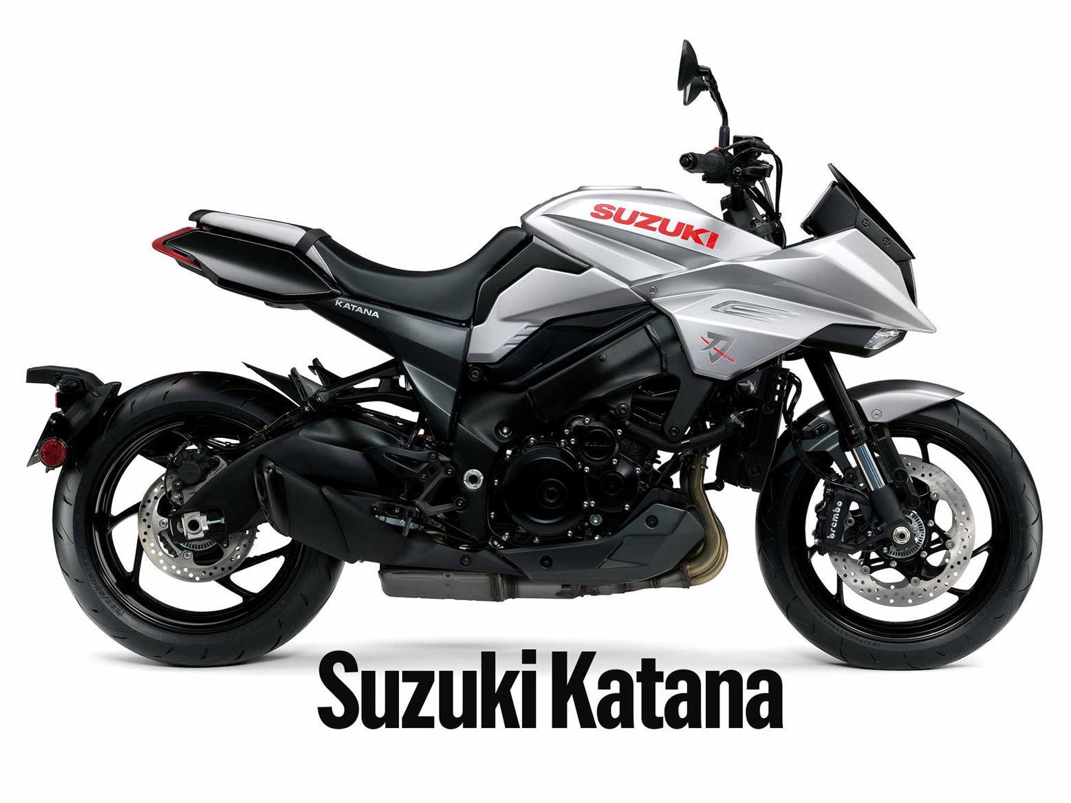 Read MCN's detailed Suzuki Katana long-term test review here