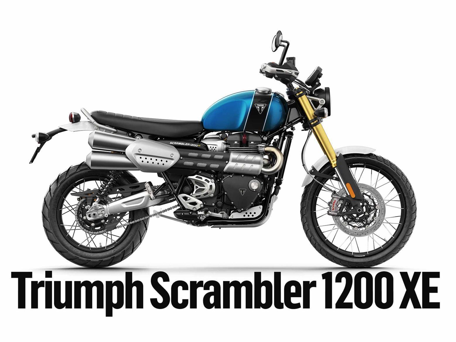 Read MCN's detailed Triumph Scrambler 1200 XE long-term test review here