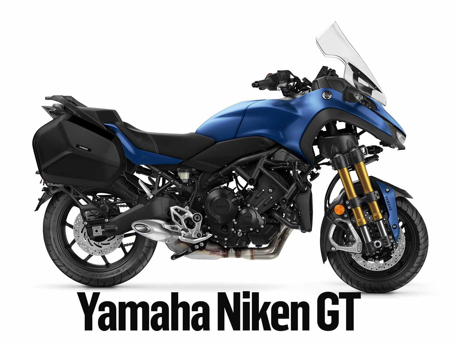 Read MCN's detailed Yamaha Niken GT long-term test review here