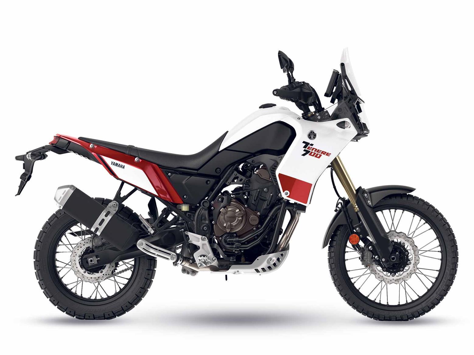 The Yamaha Tenere 700
