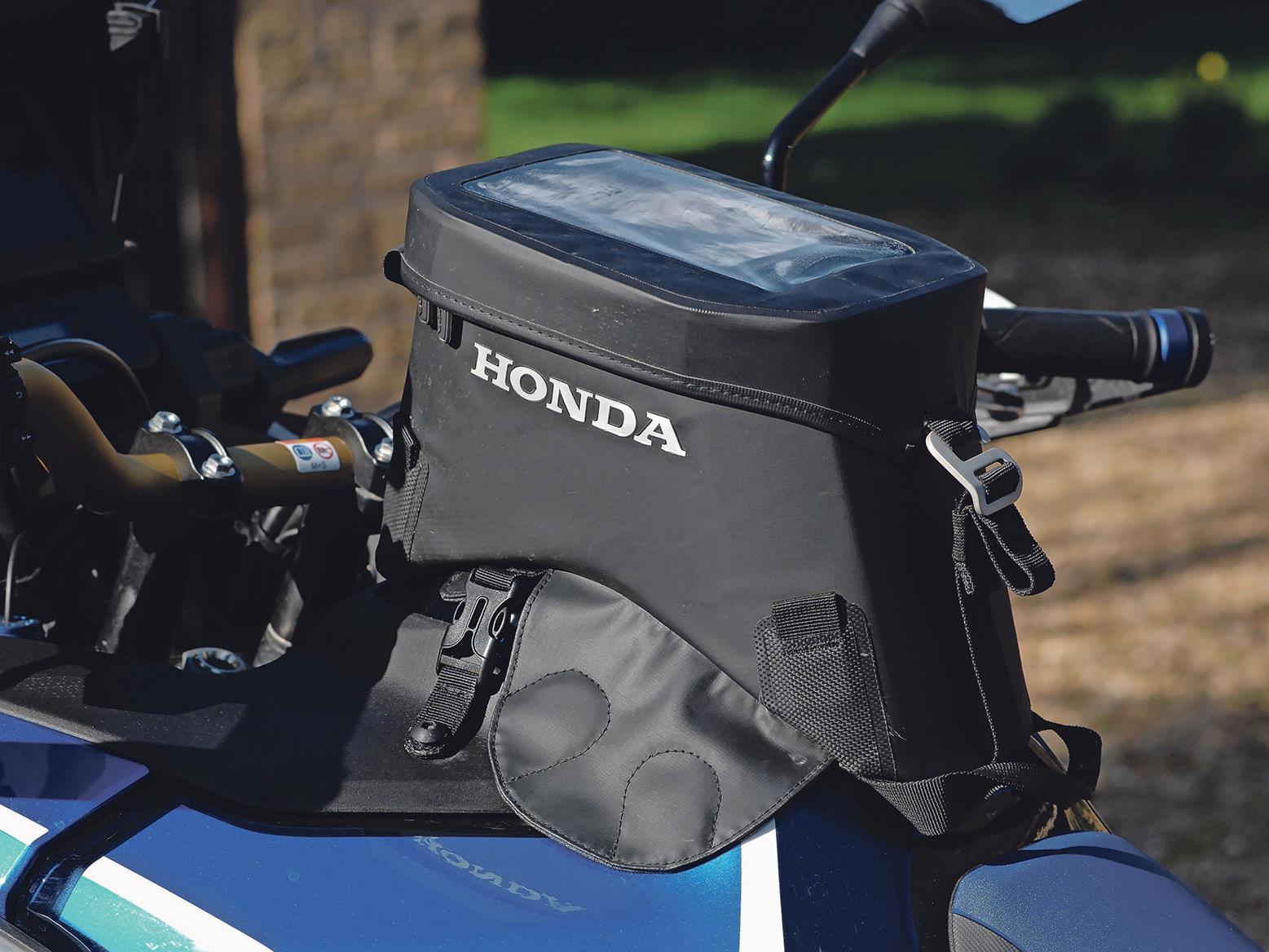 Honda Africa Twin AS ES Plus tankbag