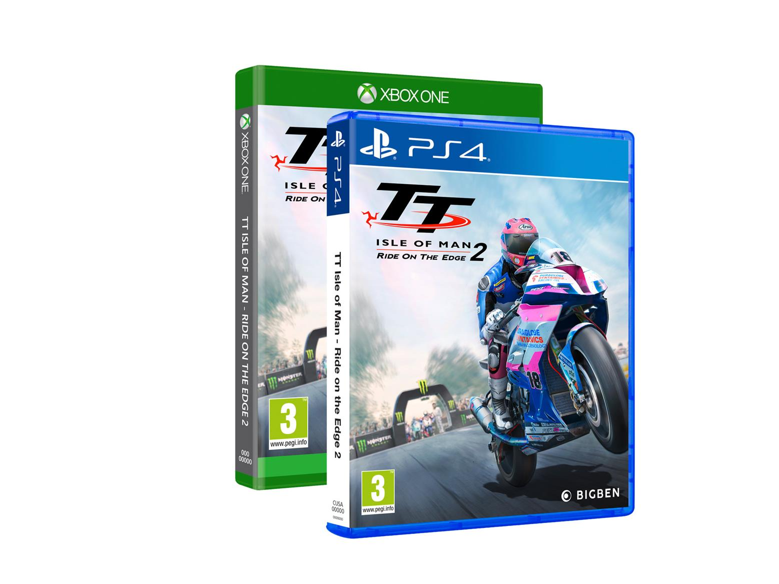 On the Edge 2 - the official Isle of Man TT Races game