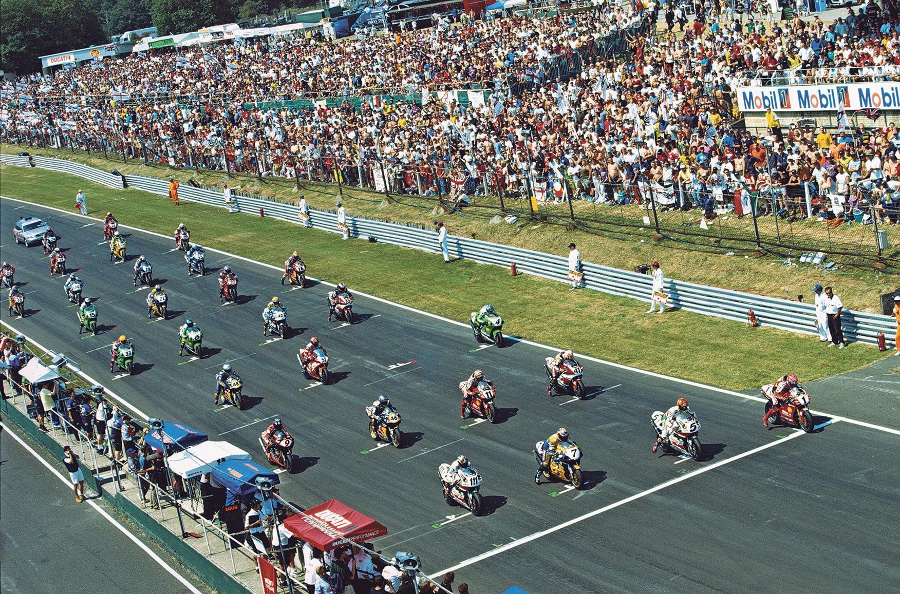 Brands Hatch WSB 1999