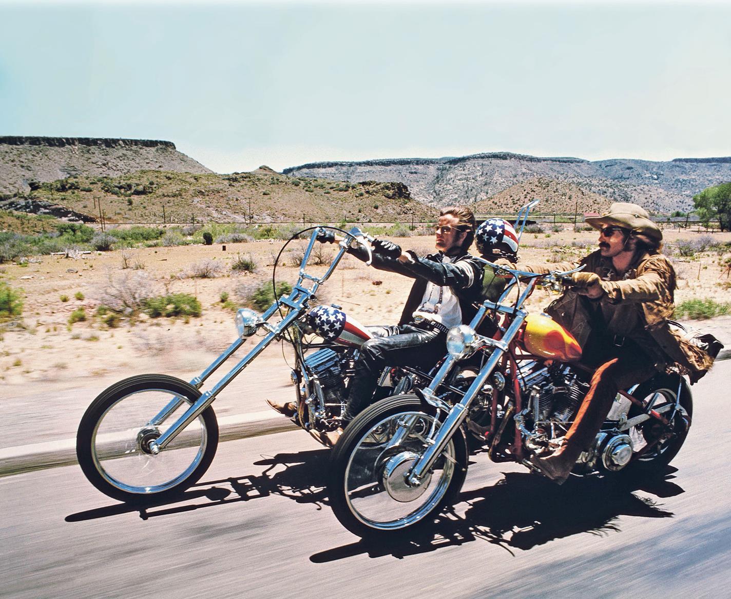 Easy Rider 1969 Film