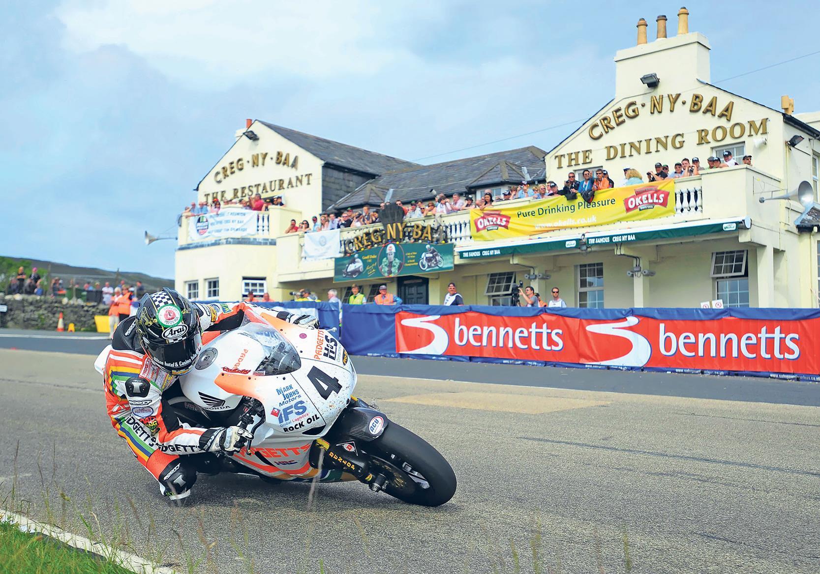 Ian Hutchinson's amazing 5 TT winning week