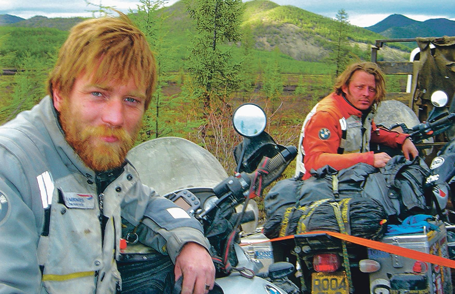 Ewan McGregor and Charley Boorman's Long Way Round